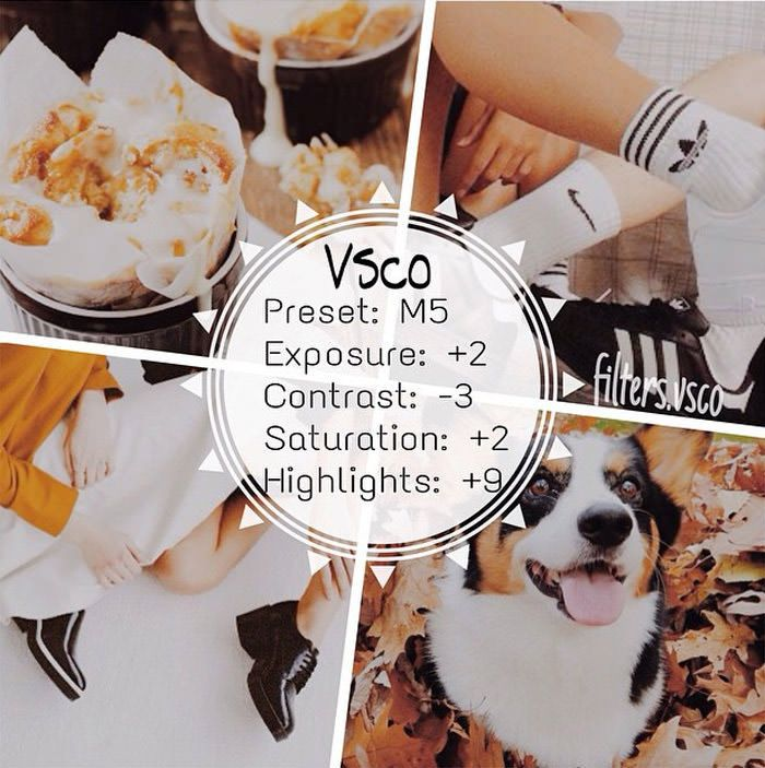 how to get full filter vsco