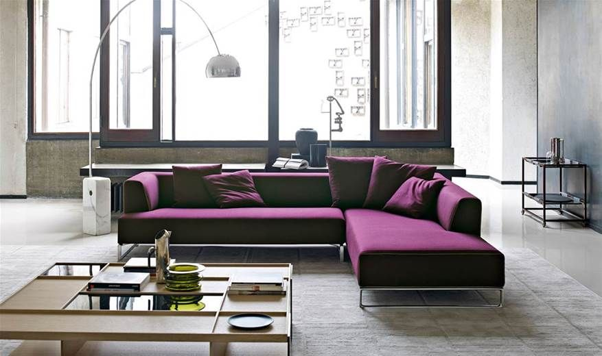 Sofa Solo 14 Collection B B Italia Design Antonio Citterio B B Italia Italia Design Modular Sofa