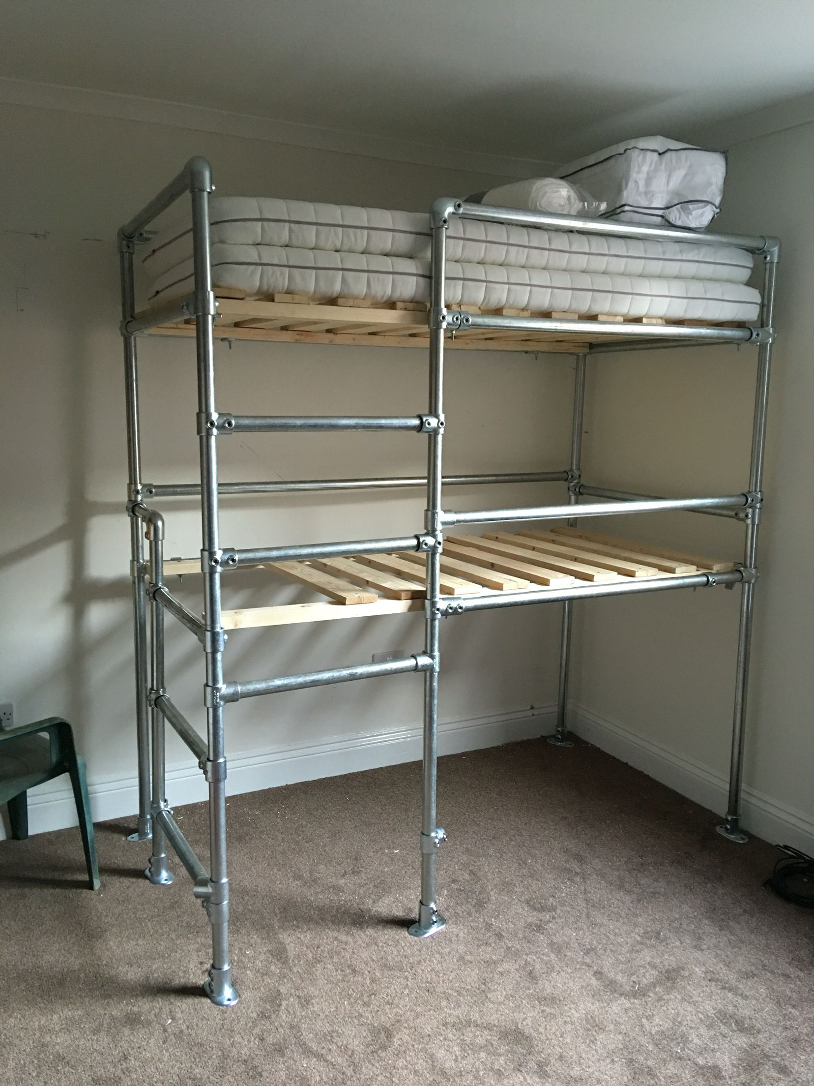 Scaffold Bunk Beds