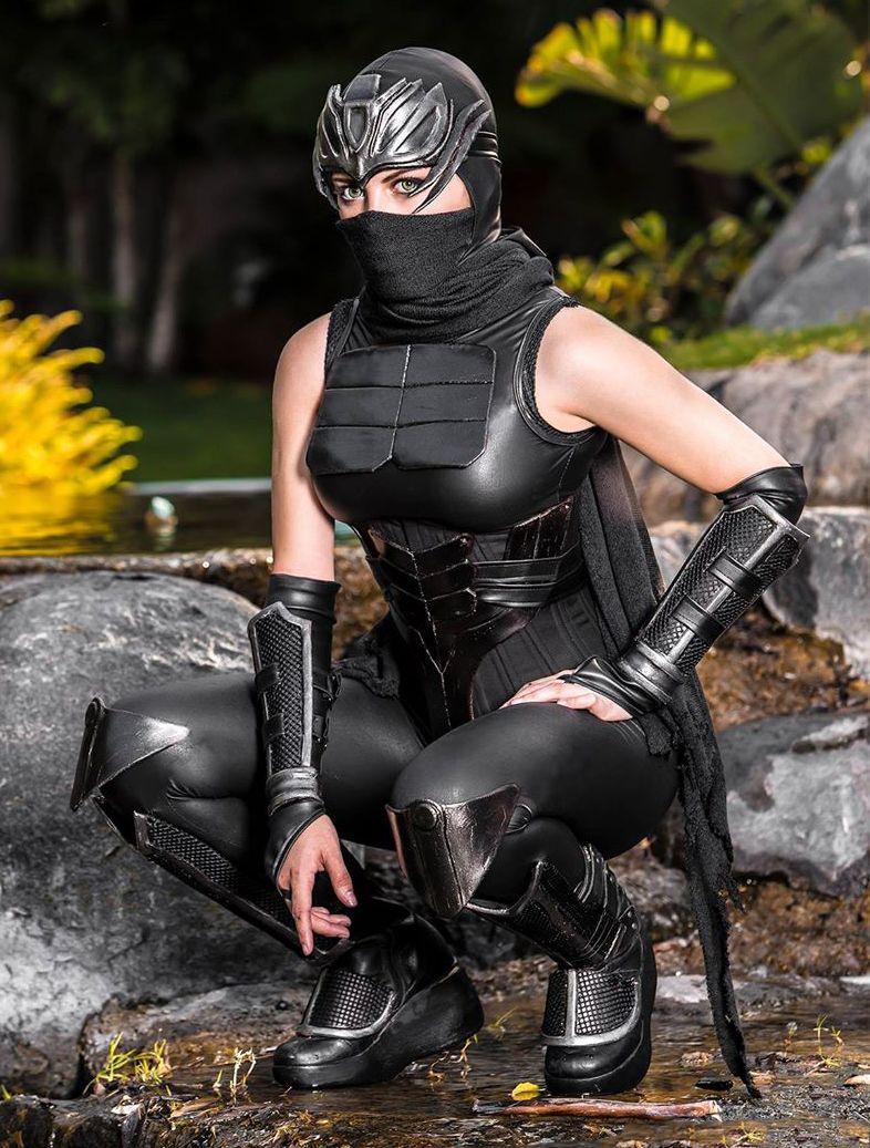 Ninja Gaiden Cosplay Pics Download