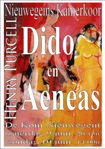 flyer Dido en Aeneas