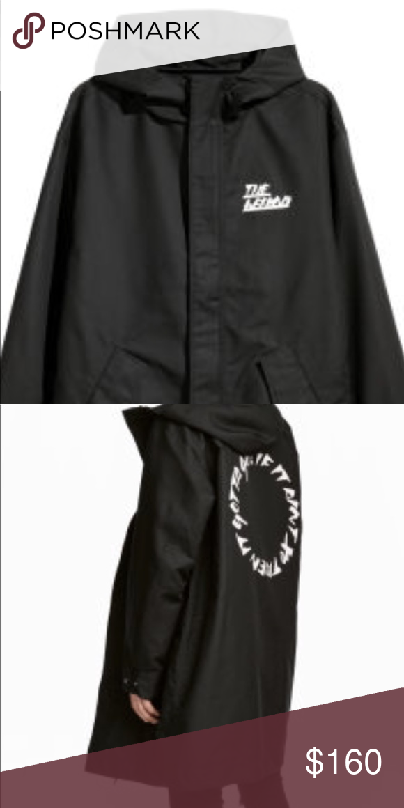 b474d5ed0 H&M x The Weeknd Collection: Parka Size: Small Long Parka Worn Once ...