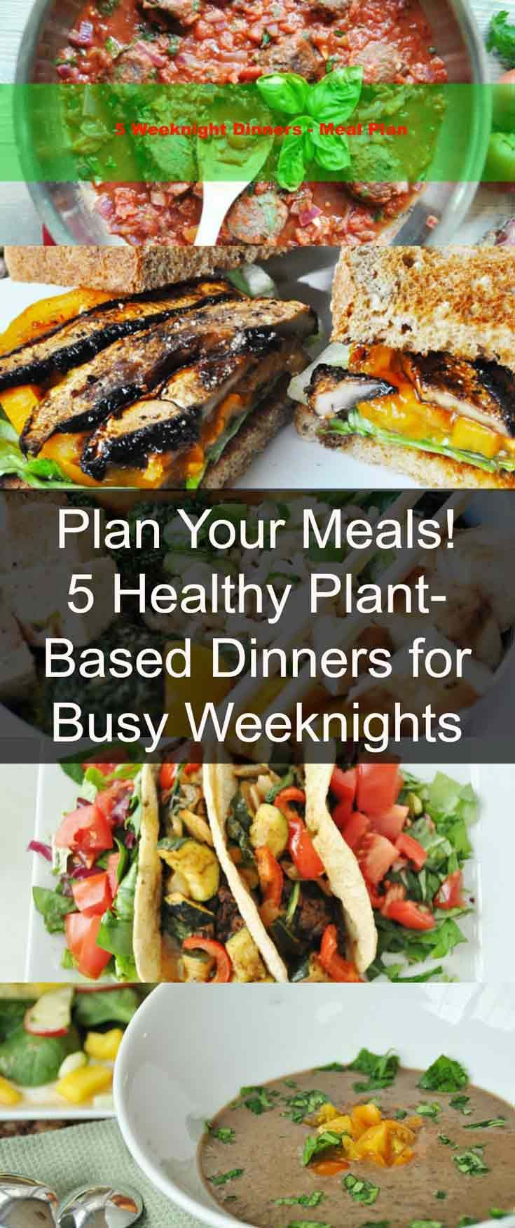 Watch 5 Healthy and Easy Vegan Recipes from Around the Web video