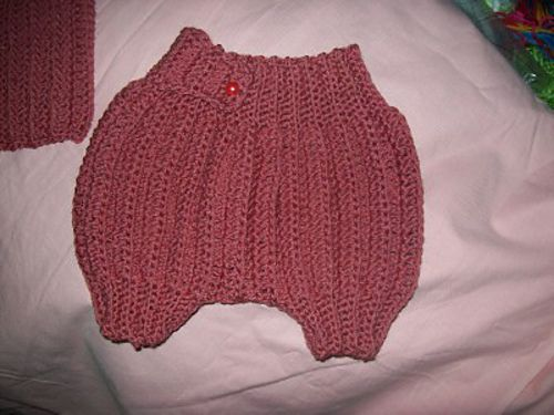 Cats One Piece Wonder Baby Diaper Cover Crochet Baby Clothes