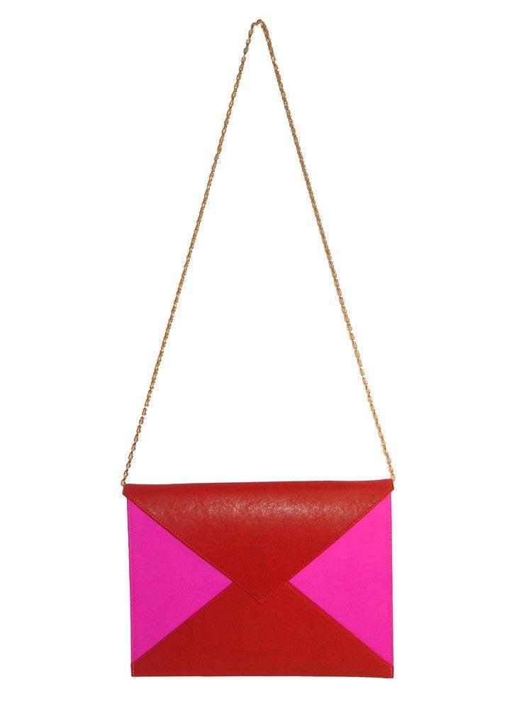 Phoenix- Envelope Clutch $198.00