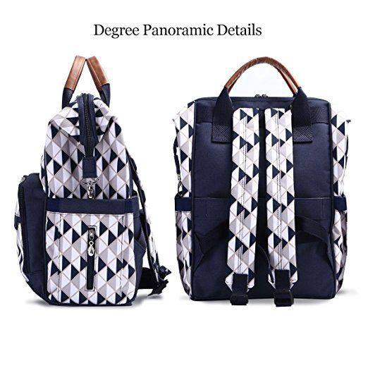 fa0bcf8c8f67 Best Diaper Backpacks   Diaper Bag Backpack by HYBLOM