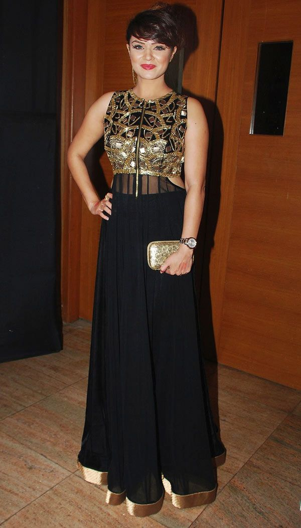 Aashka Goradia At The All India Achiever S Awards
