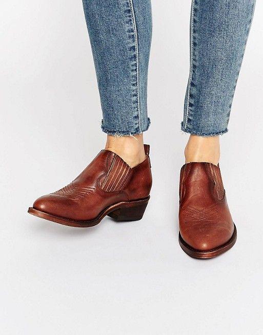 frye shoes women 80s rockers fashion