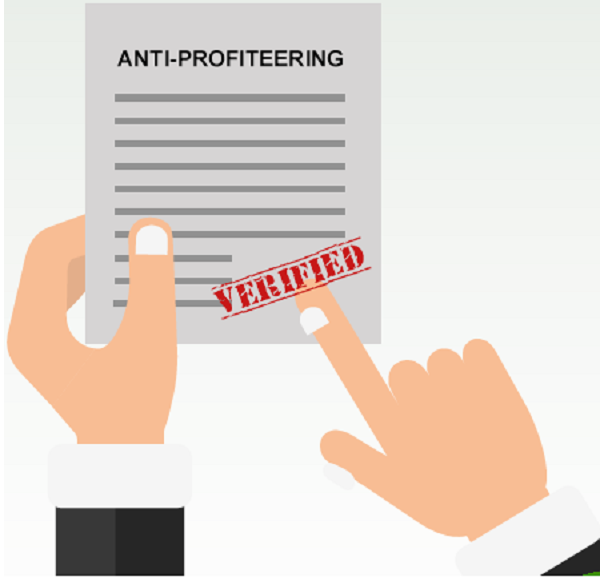 Image result for gst anti profiteering