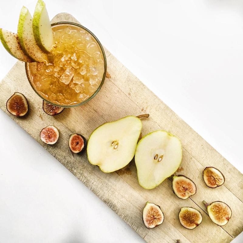 Go Fig-ure Cocktail