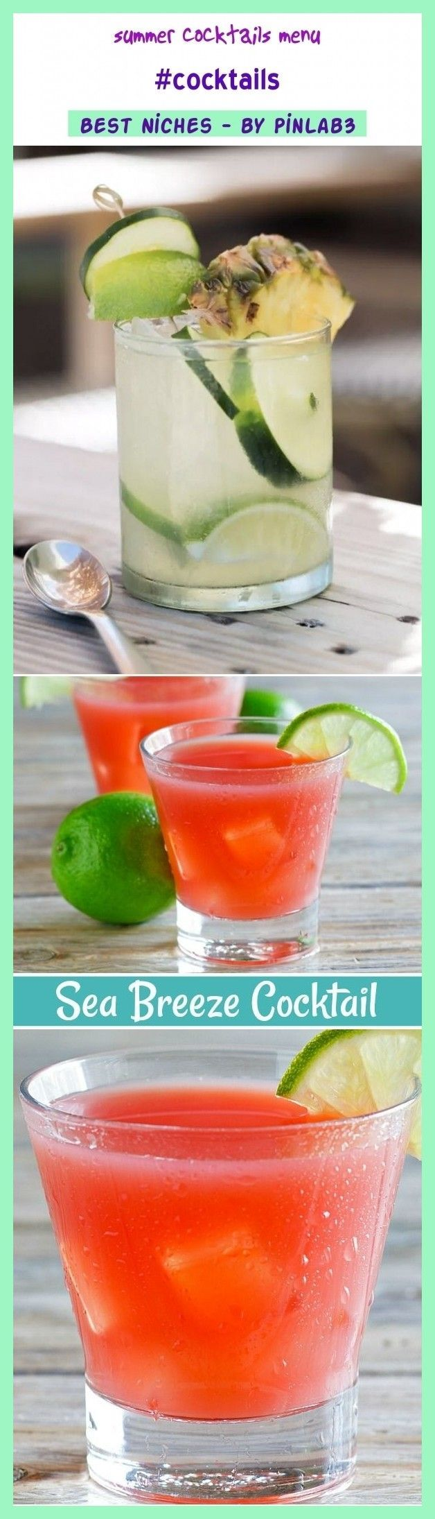 Memorize These 5 Ridiculously Simple 3 Ingredient Pitcher Cocktails Pitcher Cocktails Summer Drinks Alcohol Recipes Vodka Pitcher