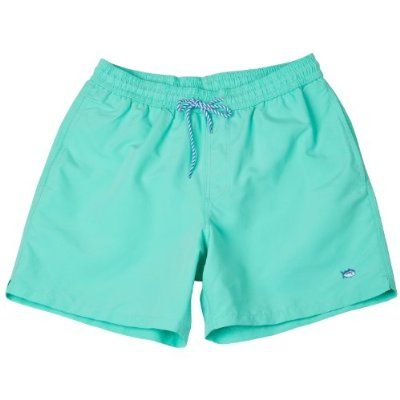 3881c49a2c Southern Tide Mens Solid Color Swim Trunks | What I like my men to ...