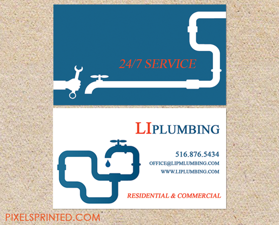 Plumbing business cards plumber business cards visiting cards plumbing business cards plumber business cards colourmoves Image collections