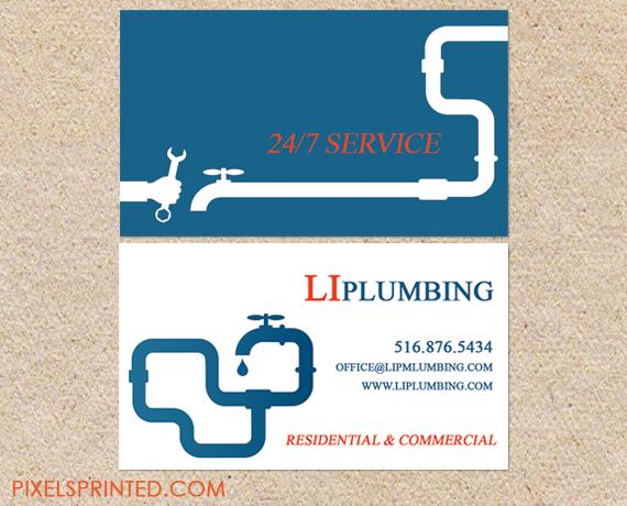 Plumbing Business Cards Plumber Business Cards Nletrajz