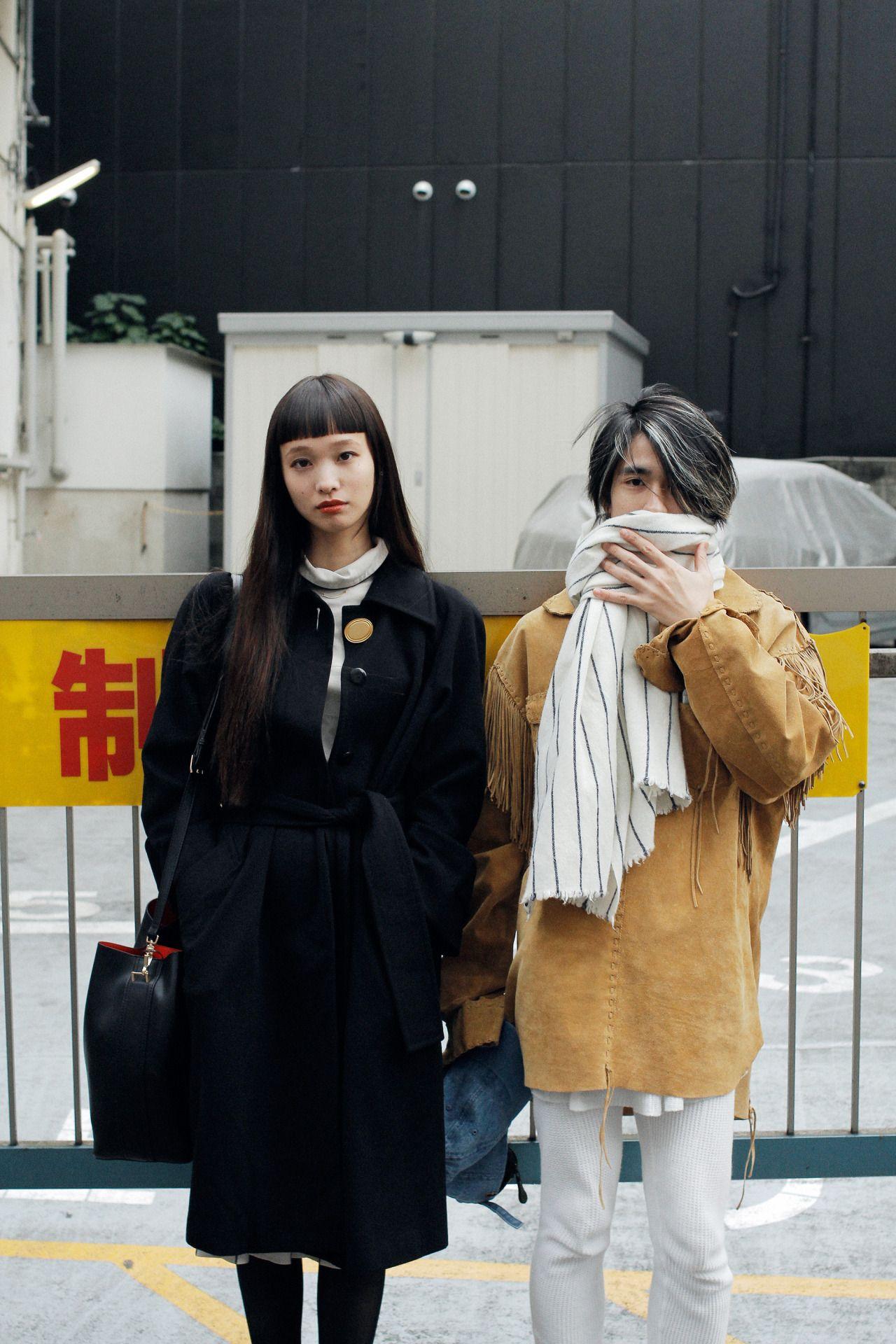 DROPSNAP! YUKA MANNAMI AND HIDETAKA YUKIMARUINSTAGRAM: @drop_tokyo