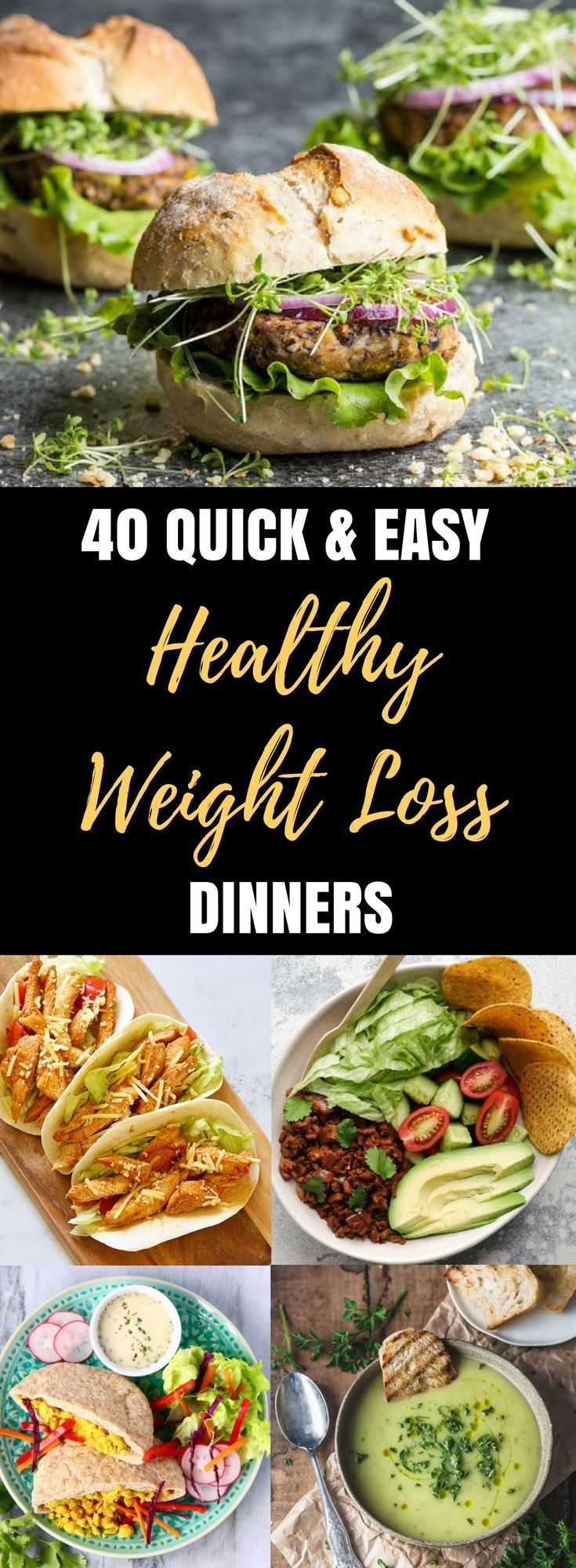 25 Quick and Easy Healthy Dinner Recipes images