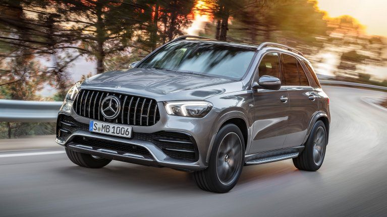 Mercedes Benz Gle Suv Trendsetter Completely Reconceived
