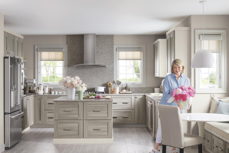 Gardner The Latest Addition To Martha Stewart Living Kitchens At