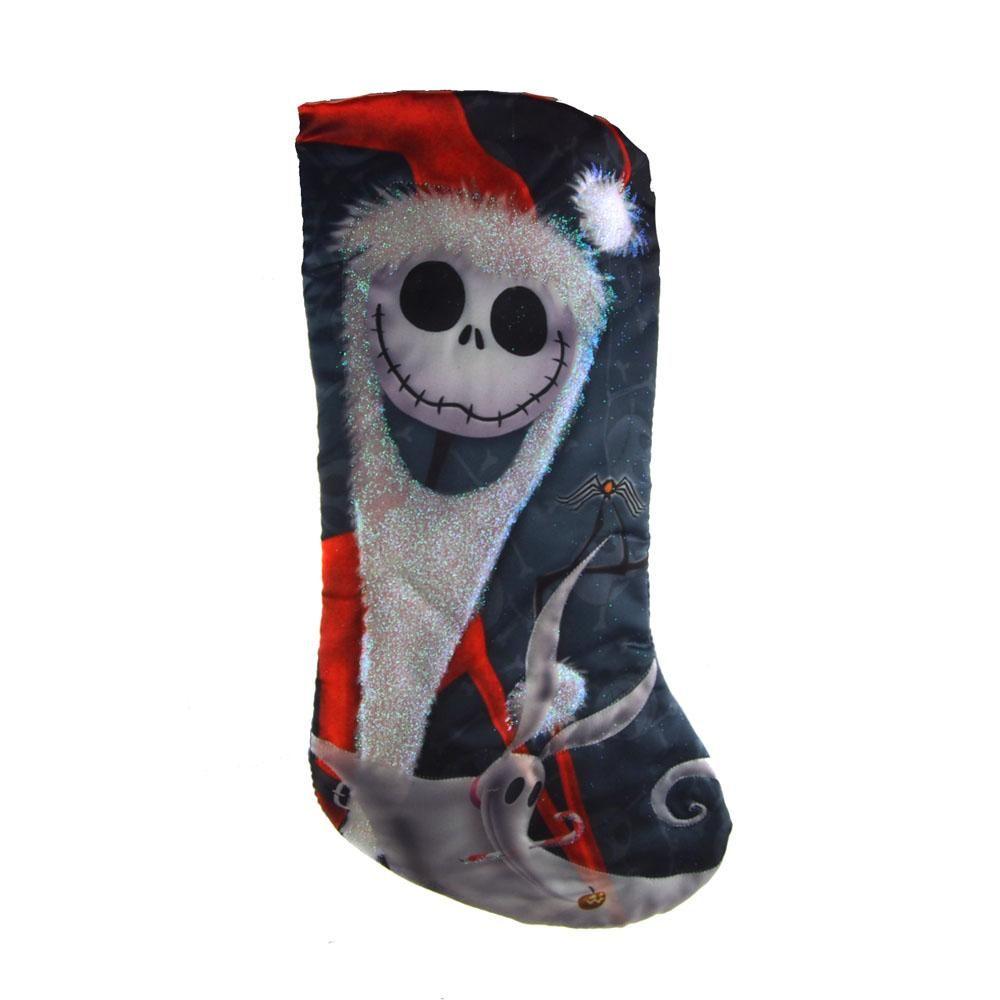 The Nightmare Before Christmas Jack Skellington Satin Christmas ...