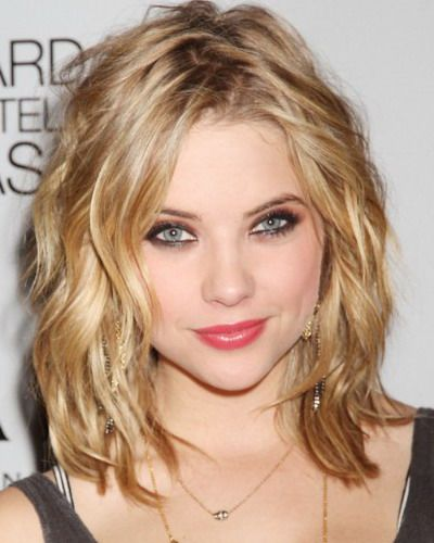 Medium hairstyles for thin hair : Shoulder Length Layered Hairstyles Fine hair hairstyles and