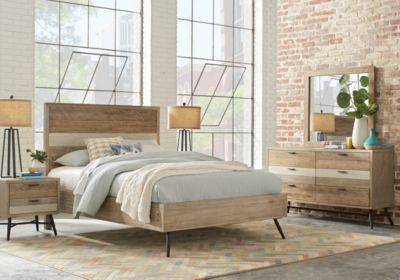 Affordable Queen Bedroom Sets. Variety Of Colors And Styles, Including 5  And 6