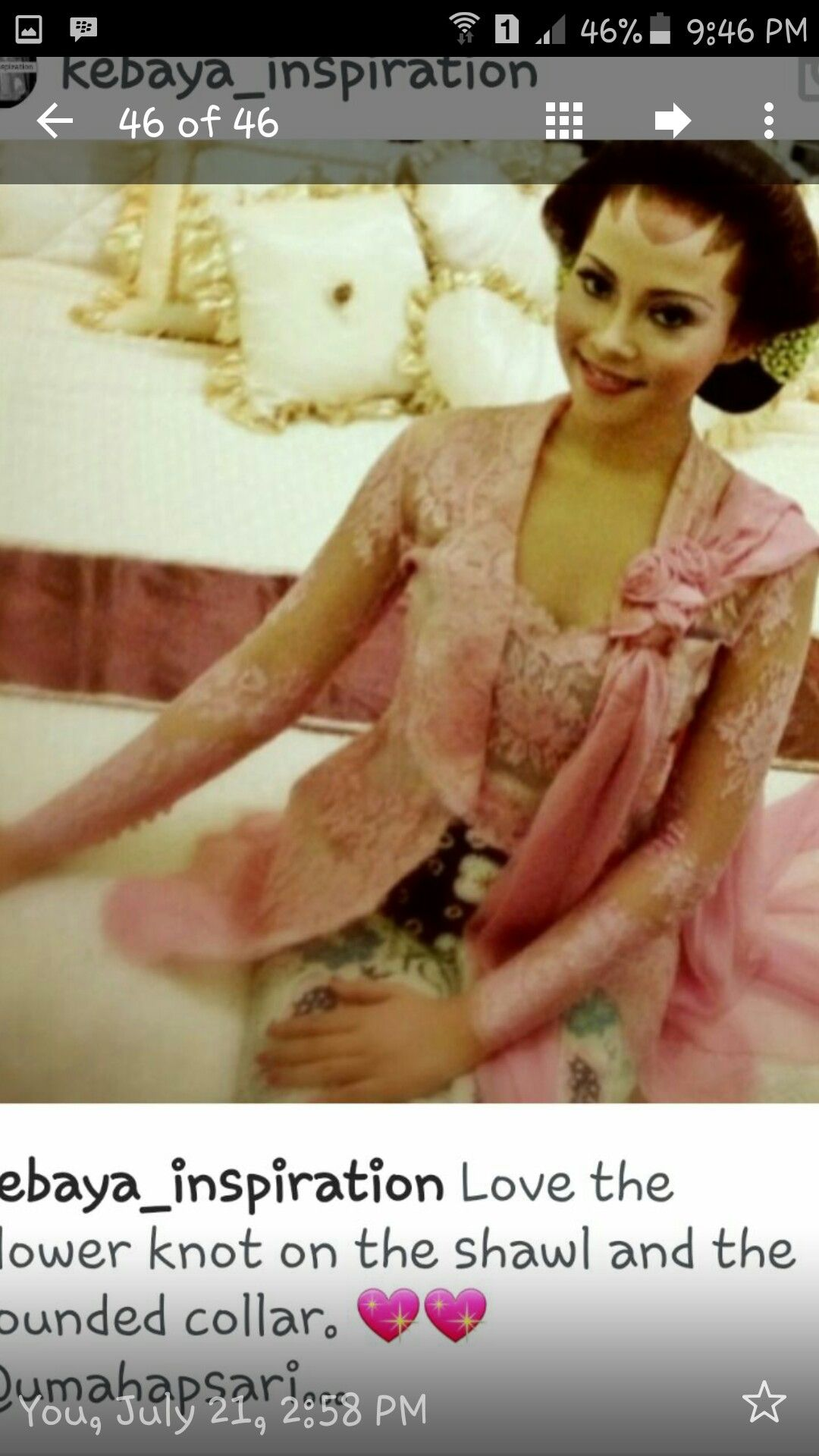 Find this Pin and more on Kebaya by mbunita