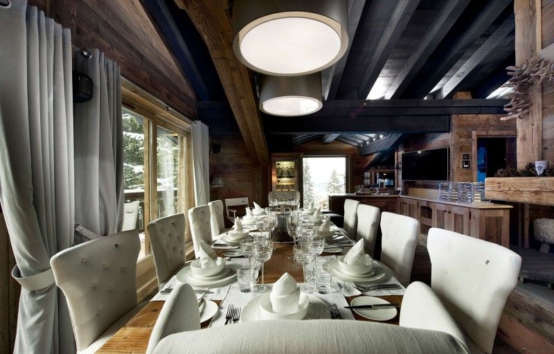 Chalet Les Sorbiers   HomeDSGN, a daily source for inspiration and ...