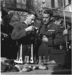 Robert Doisneau // Paris, ca. 1944.                                                                                                                                                ...