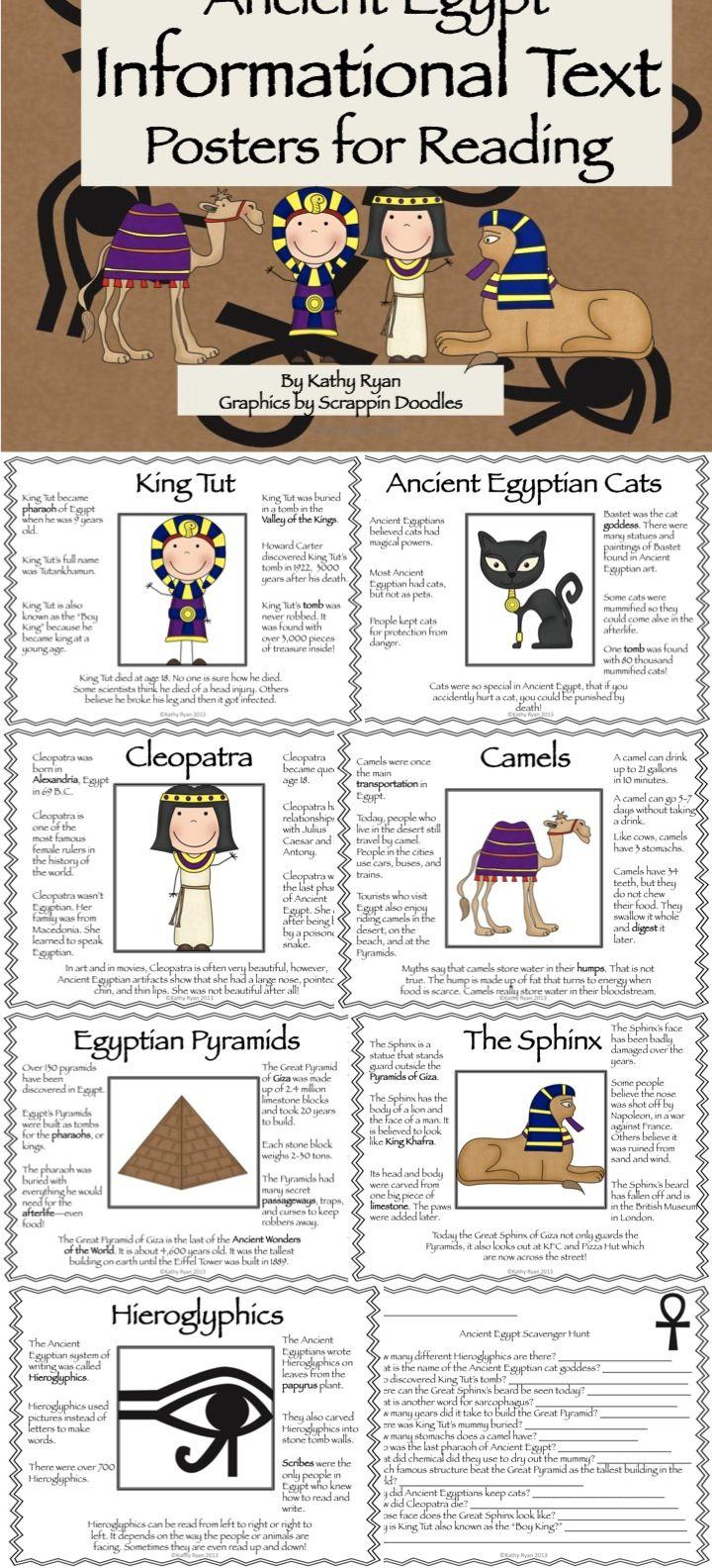 Ancient Egypt Lesson Plans & Activities - Study.com