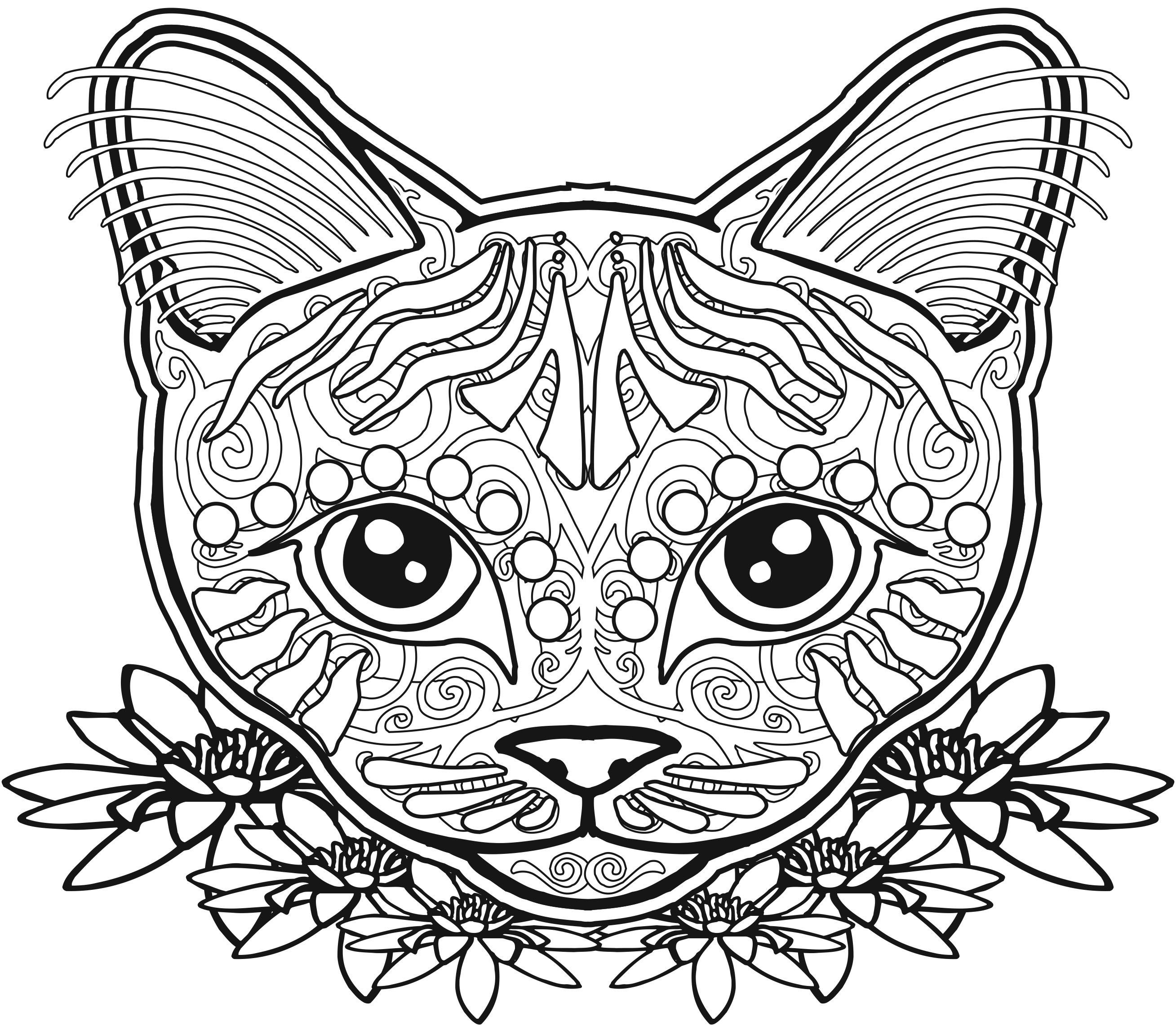 Pin By Elena On Colouring Pages 02 Cat Coloring Page Animal Coloring Pages Cat Colors [ 2282 x 2617 Pixel ]