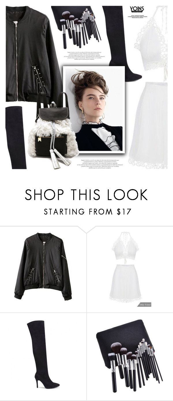 """""""Yoins"""" by defivirda ❤ liked on Polyvore featuring Meredith Wendell, yoins, yoinscollection and loveyoins"""