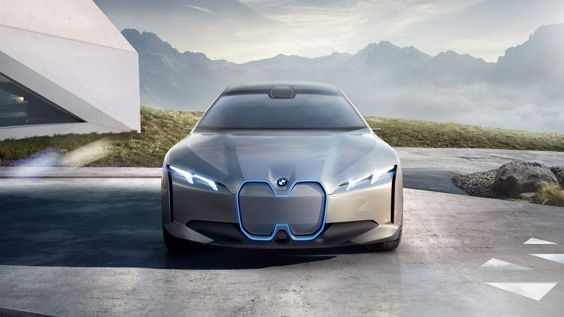 Bmw I4 Electric Cars 4k Horizontal With Images Concept