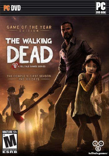 The Walking Dead Game of the Year - Windows (select) - http://battlefield4ps4.com/the-walking-dead-game-of-the-year-windows-select/