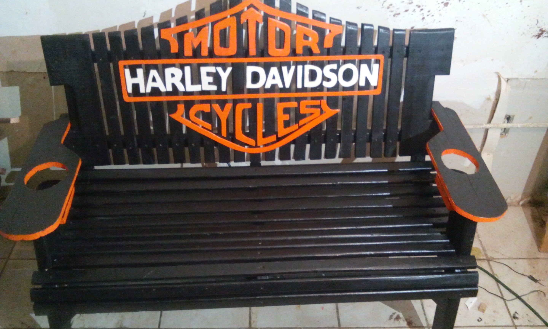 HarleyDavidsonMotorBikes | Harley davidson decor, Harley