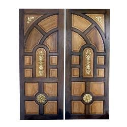 Attractive Image Result For Wooden Main Gate Design