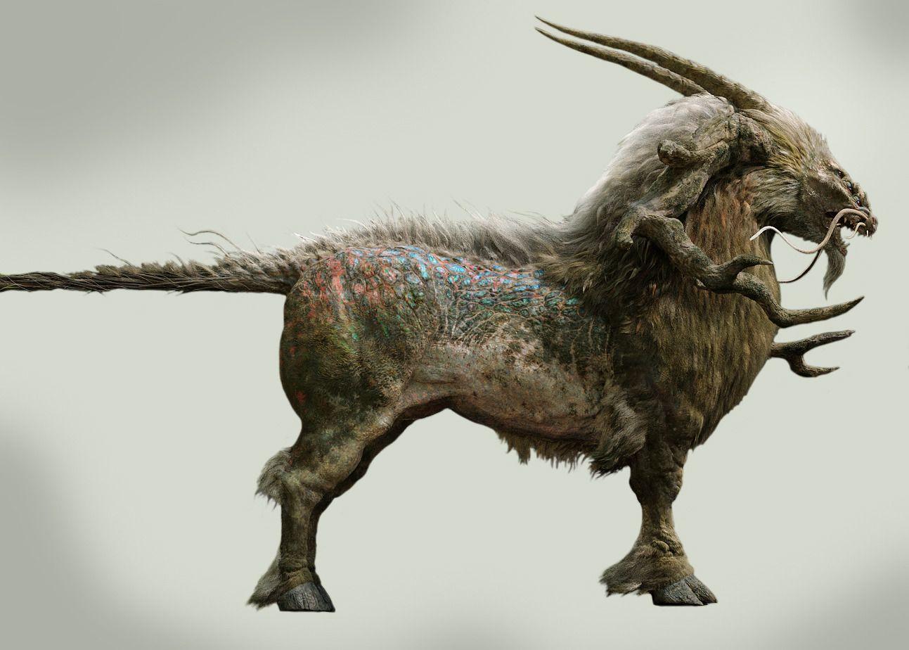 3d busty creature