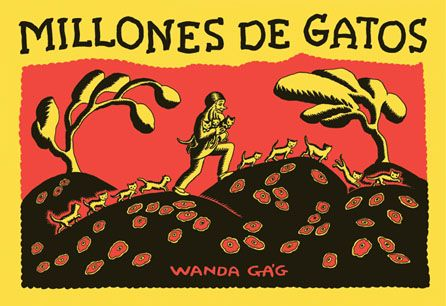 Millones de gatos (Libros del Zorro Rojo, 2011)