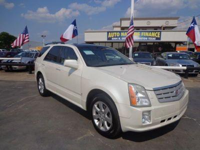 Pearl White Cadillac Srx 2008 Ish El Coche Pinterest Cadillac