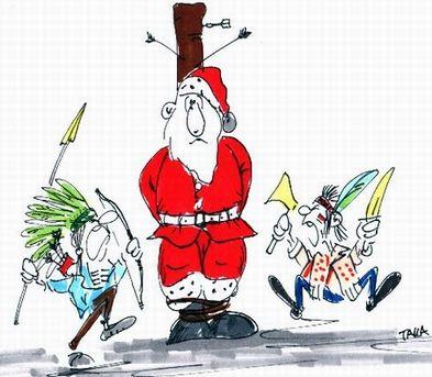Weihnachtskarten Motive.Lustige Motive Für Lustige Weihnachtskarten Bei Tutli De Kann Man