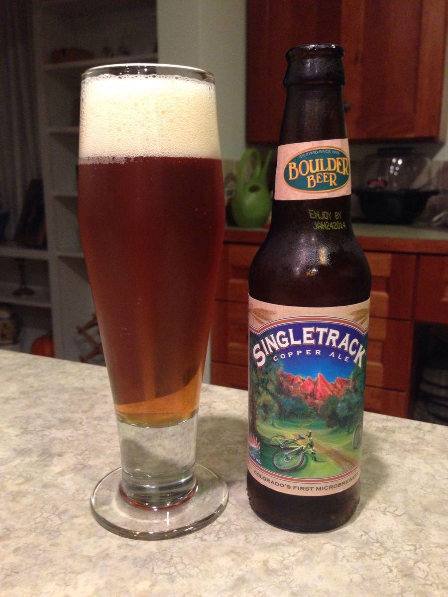 Singletrack Copper Ale Beer Ale Beer Beer Company