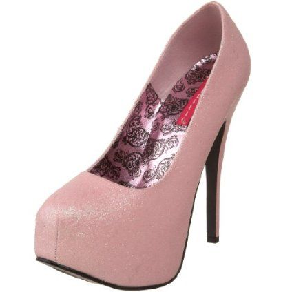 d77ac5ec62f Bordello by Pleaser Women`s Teeze-31G Pump