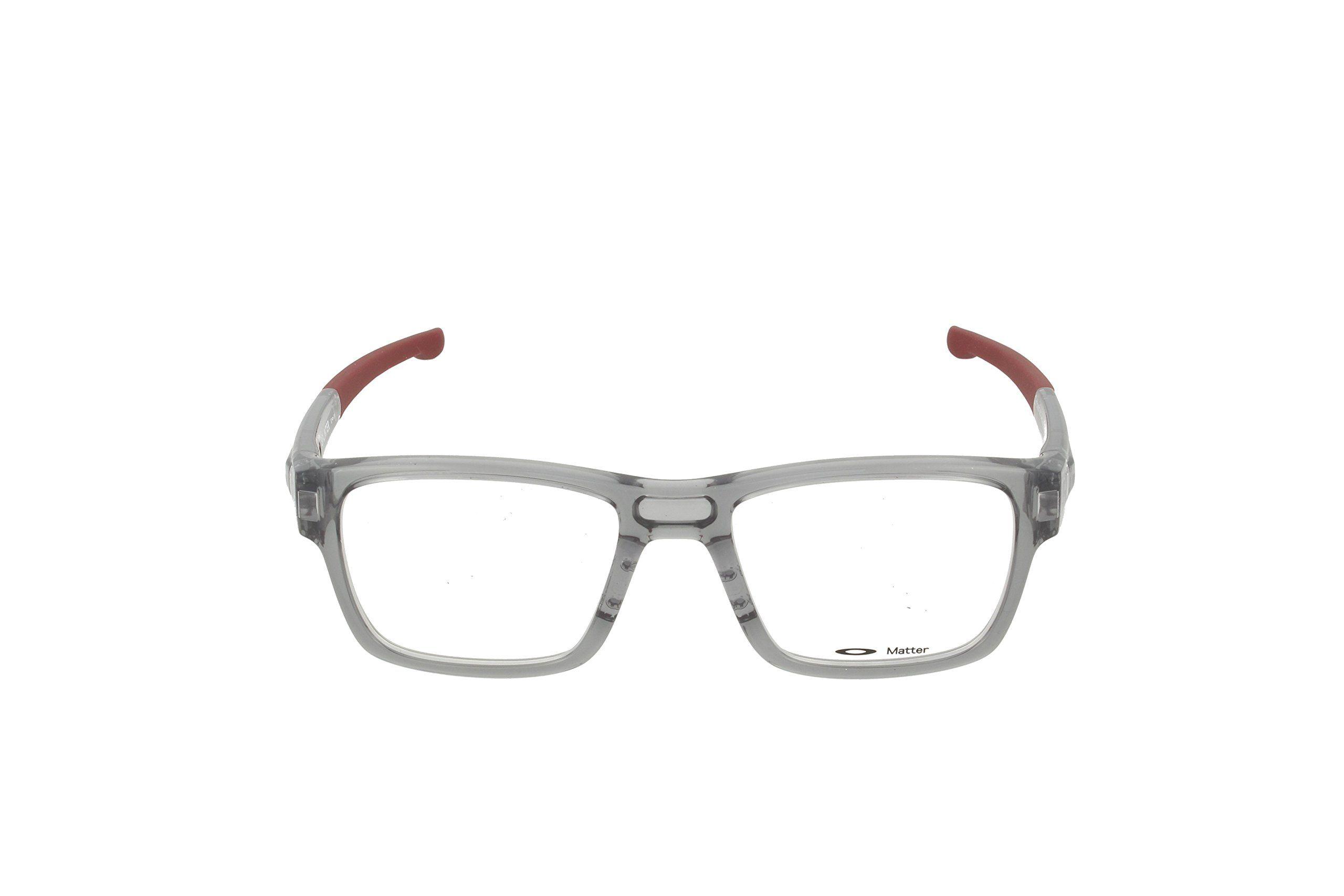 99fbfad5d3 OAKLEY Airdrop OX 807703 Eyeglasses Grey 52mm   Click image for more details.(It  is Amazon affiliate link)  MenEyeWearIdeas
