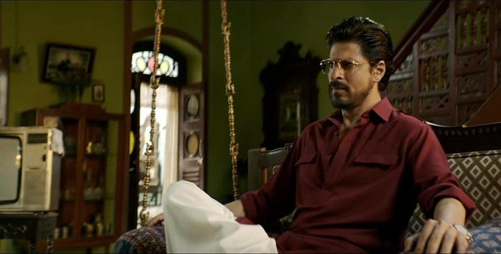Raees style...Awesome Style...