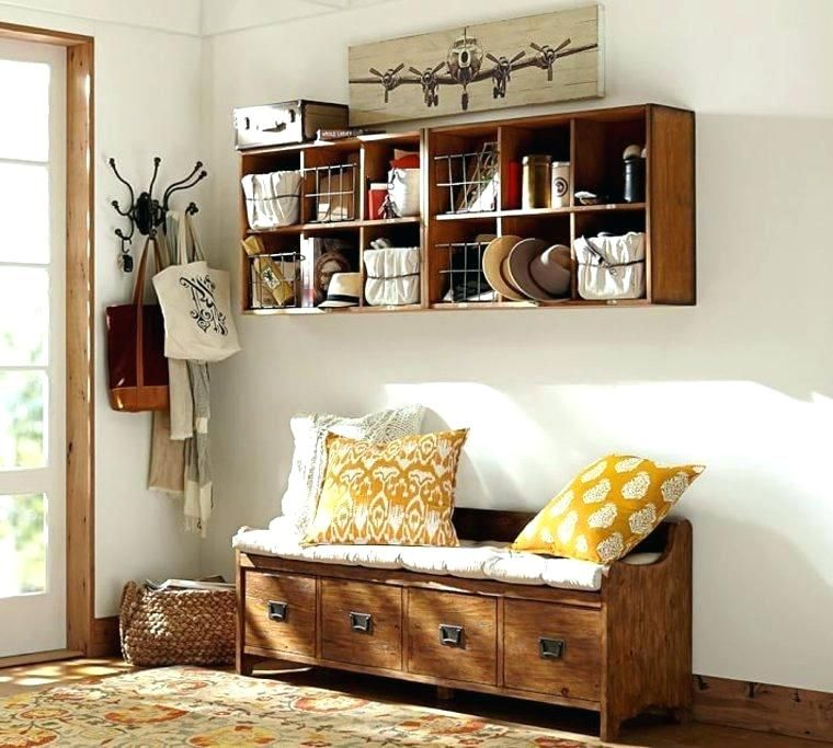 Idee Rangement Chaussure Meuble Banc Chaussure Astuce Rangement Chaussures Idaces Banc Meuble Entree Entryway Bench Storage Wooden Bench Indoor Bench Cushions