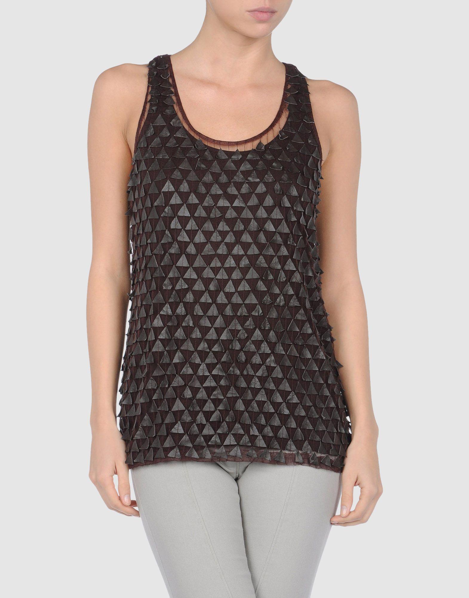 BLANK Mujer - Camisetas y tops - Top BLANK en YOOX