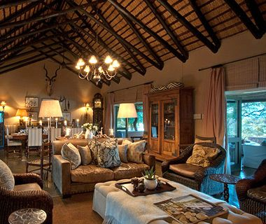 Singita Sabi Sand Kruger National Park South Africa Three Lodges Contemporary Boulders