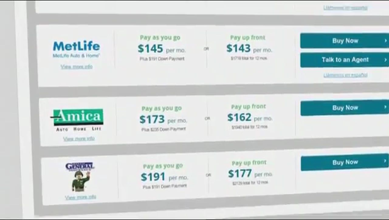 Compare Insurance Agent Compare Check Up Spanglish Tv Commercial