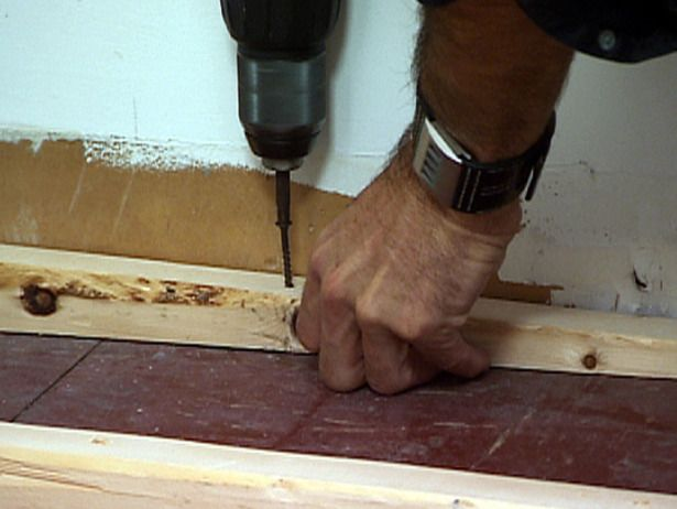 How To Level A Floor House Flooring Attic Flooring Diy Flooring