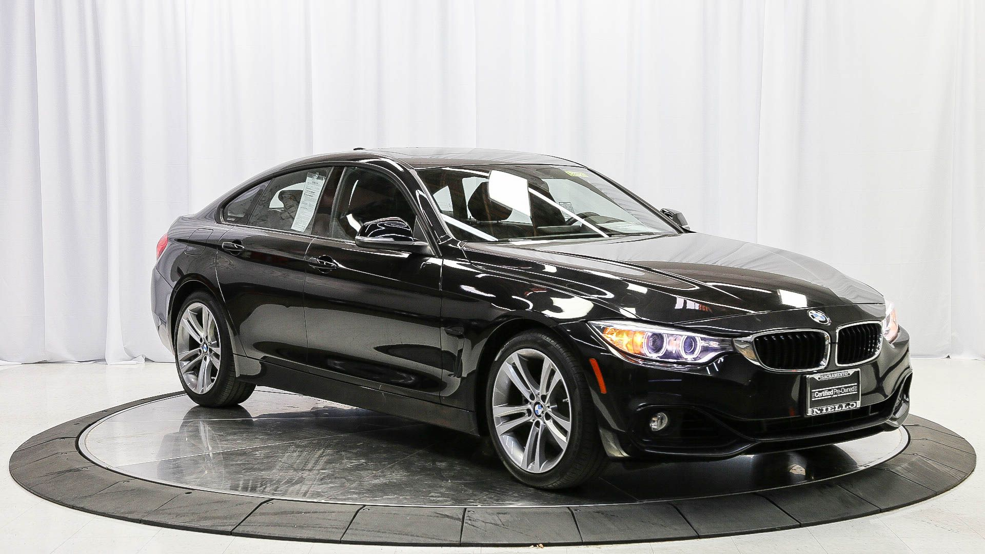 Niello Bmw Sacramento Stock B28723 2015 Bmw 4 Series 428i Gran