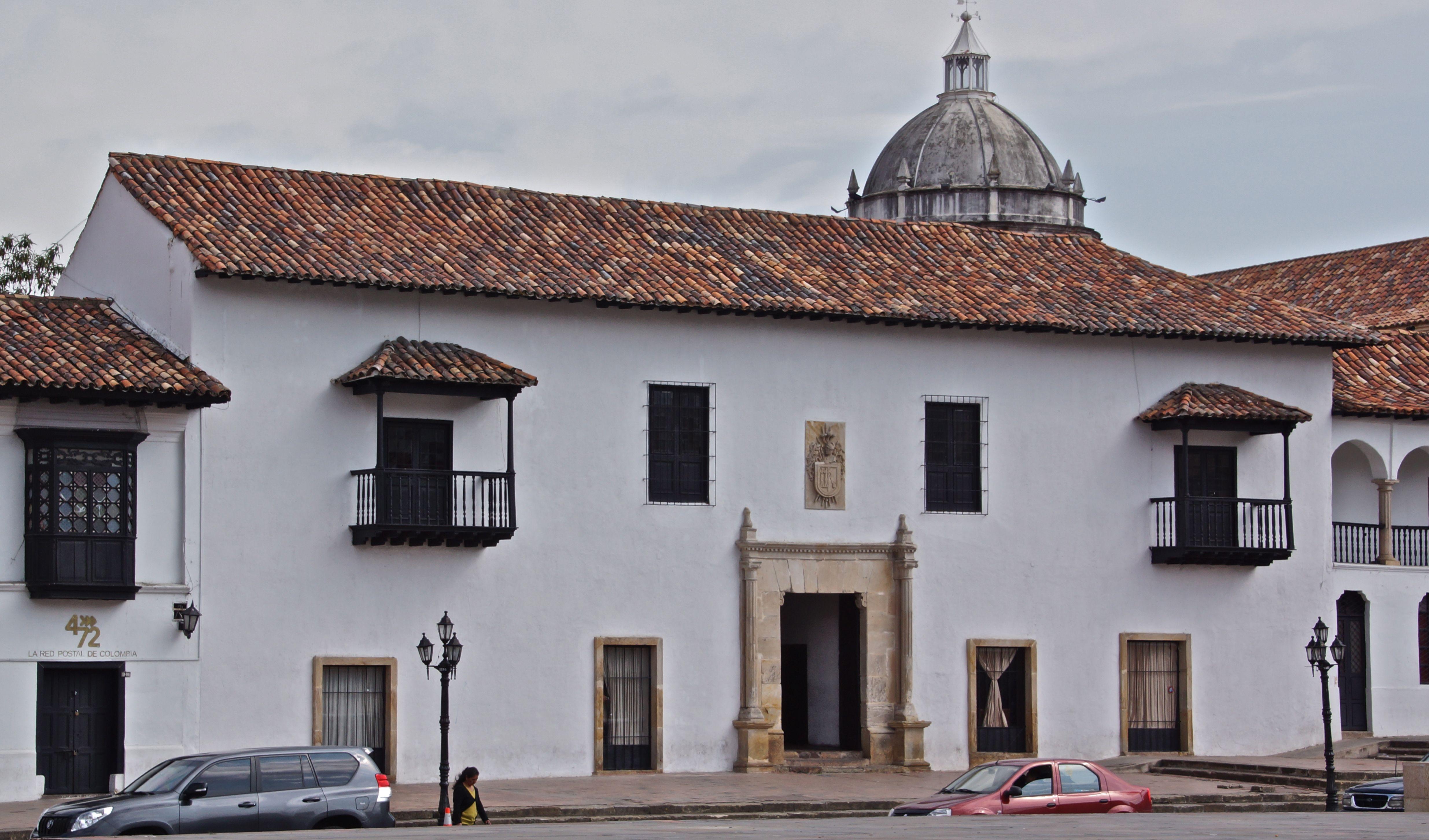 museo-casa colonial: La Casa del Fundador Suárez Rendón era la casa original del fundador de Tunja, construido en 1559. Tunja, Boyaca